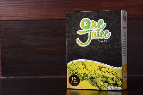 One Juice Green Tea