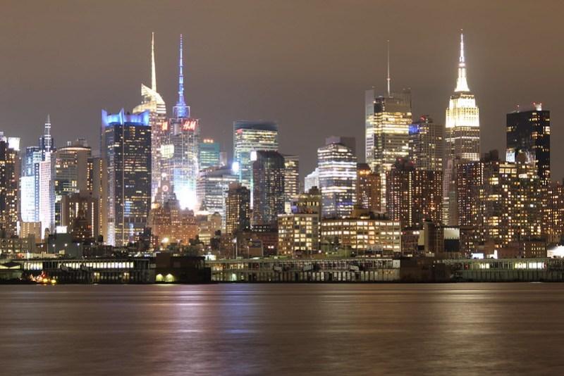 Manhattan Nightshot