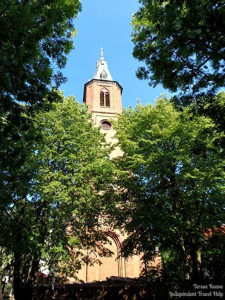 St Andrew's Basilica, Olkusz