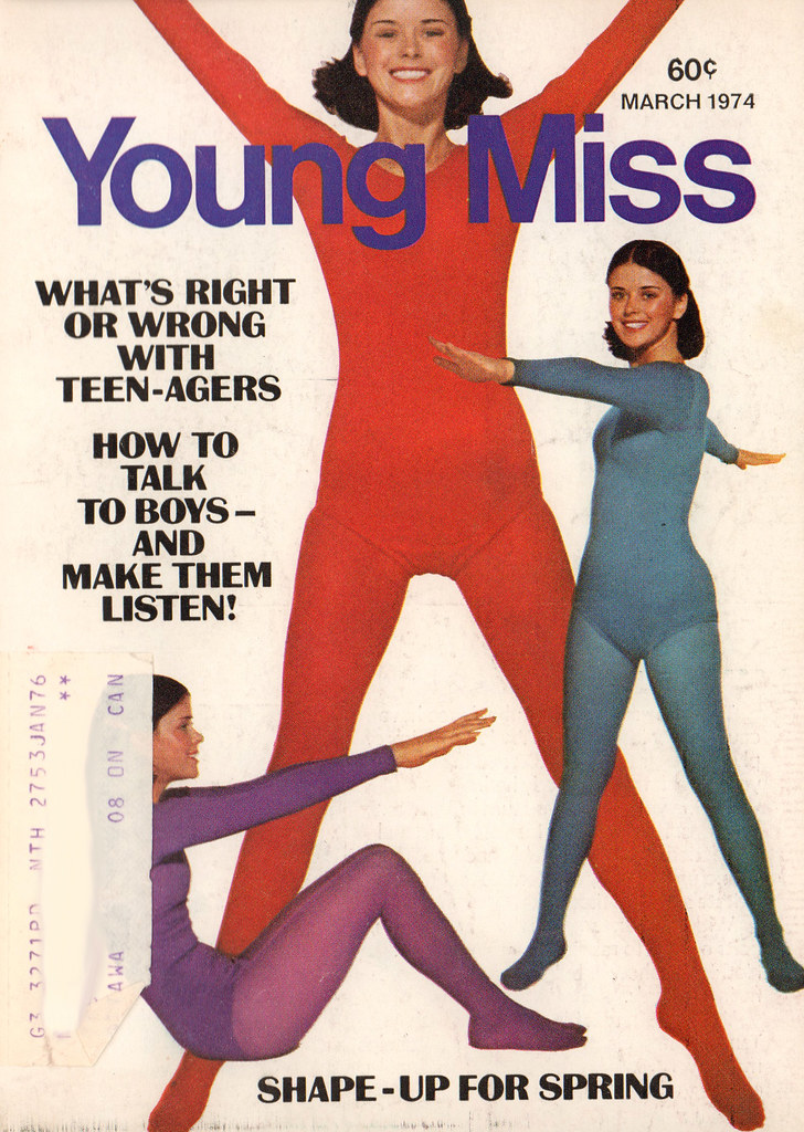 Young Miss 1974