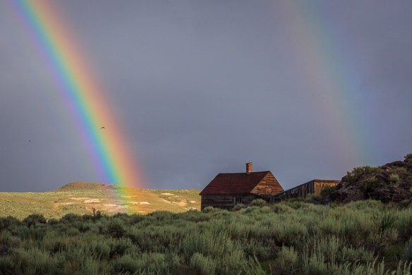 Bodie State Historic Park: The Physics of Color