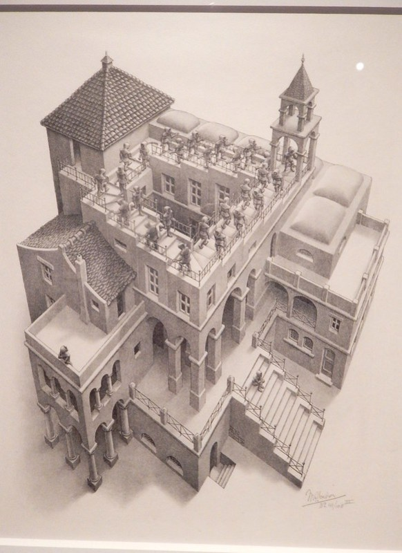 Journey to Infinity: Escher | ArtScience Museum