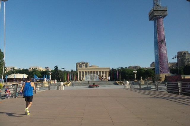 Baku Running (4)