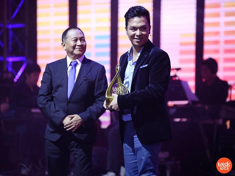 Sam Mangubat hailed as this year's Wish Promising Artist