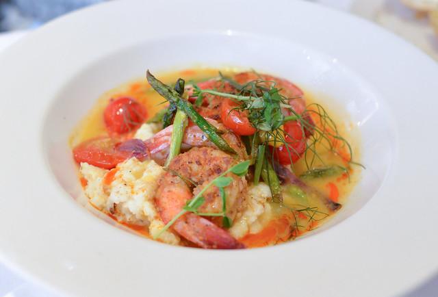 Louisiana Shrimp & Grits