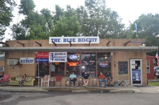 078 The Blue Biscuit