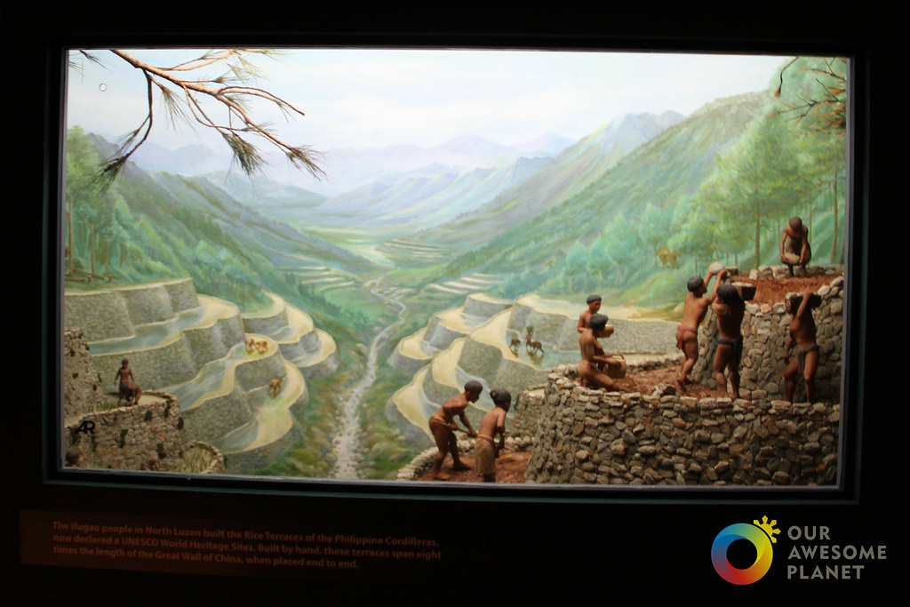 Augmented Reality Diorama Experience of the Philippine