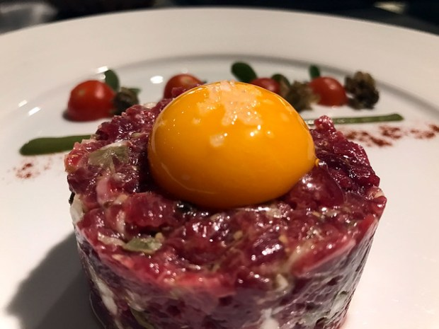 Steak tartar koketo