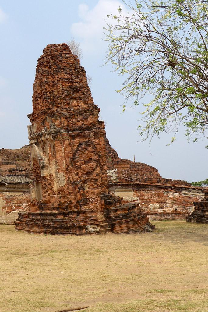 Thaïlande - Ayutthaya - 051 - Wat Maha That