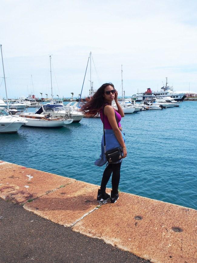 Day in Dockyard
