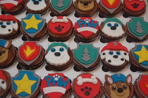 Paw Patrol Cupcakes Beautiful Birthday Cakes