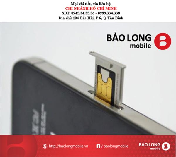 Review về chất lượng của các hãng sim ghép iPhone của các cửa hàng ở trong SG