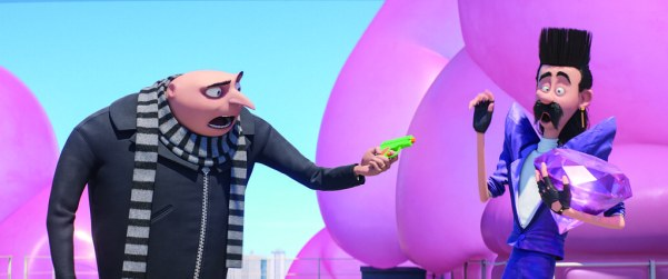 Gru and Balthazar Bratt. (Picture credit: Illumination Entertainment)