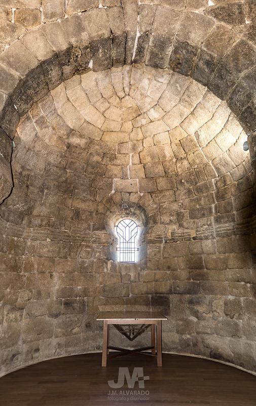 Santa Maria de Melque - detalle del abside