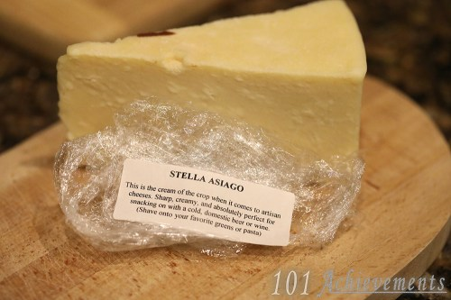 January Cheese of the Month
