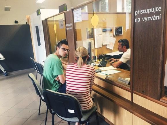 Karis Gets A Birth Certificate (6/9/15)