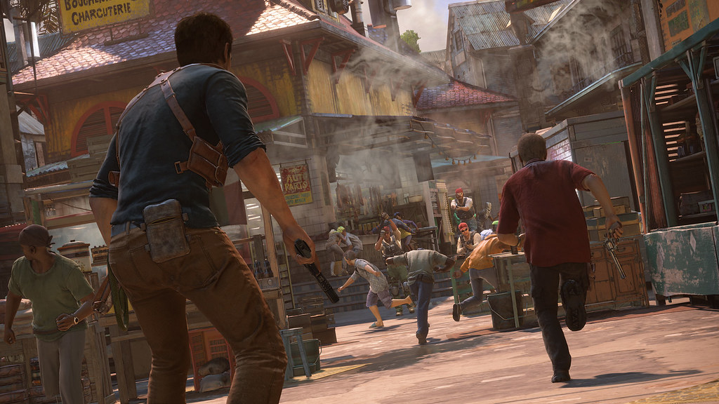 Naughty Dog: Ellie & Joel's Story Has Influenced Nathan Drake's In Uncharted 4 2