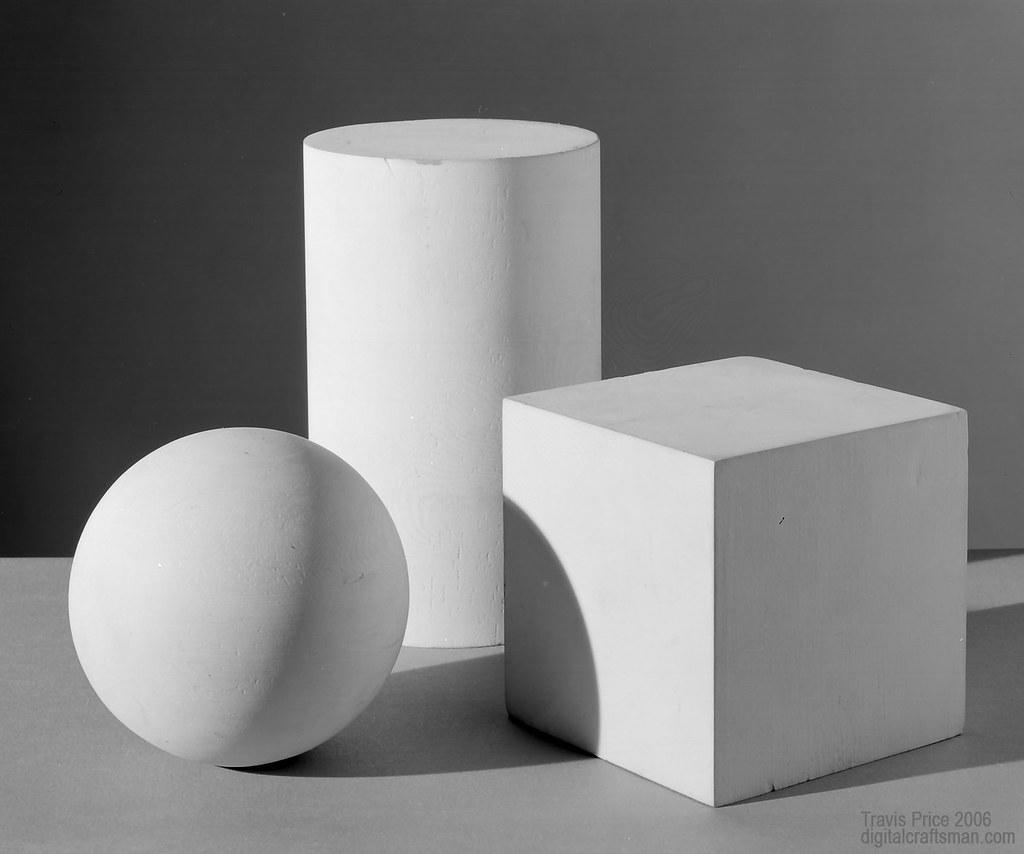 Ball Cube Amp Cylinder Assignment