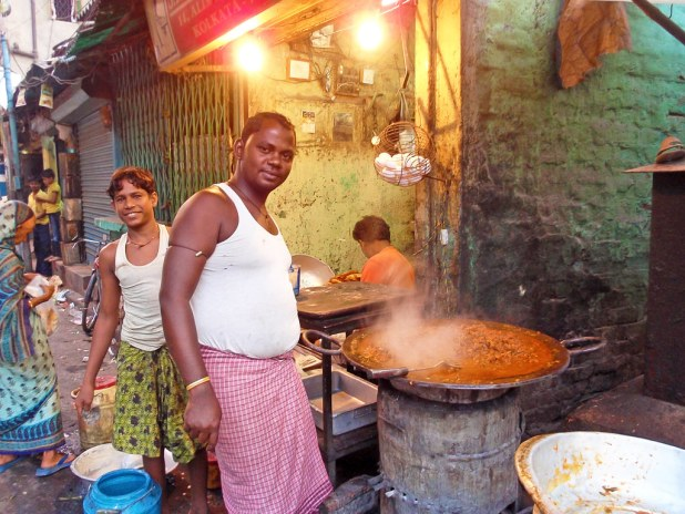 Varanasi Comida