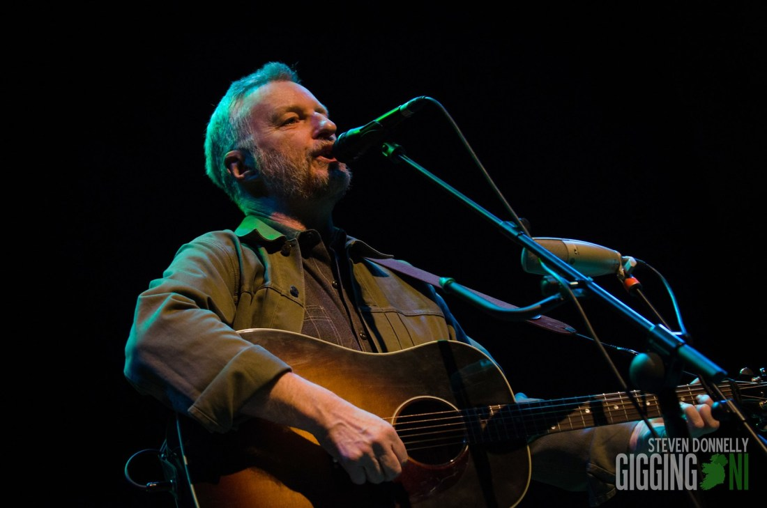 Billy Bragg & Joe Henry: Ulster Hall 29.1.17