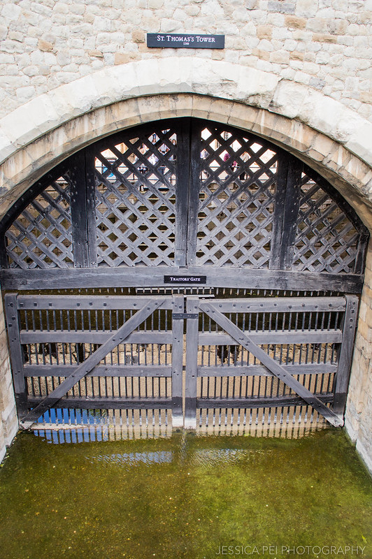Traitors' Gate Tower of London