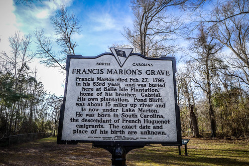 Francis Marion Grave at Belle Isle-001