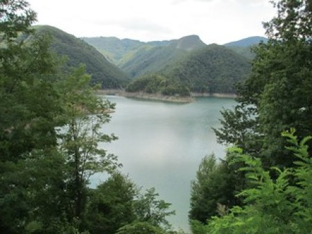 Lake of Vagli