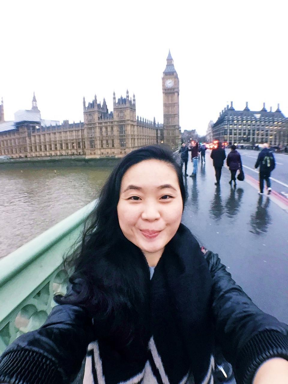 8 Dec 2016: Big Ben | London, England