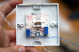 How to wire a BT Phone Socket | This is how to wire up a sta… | Flickr