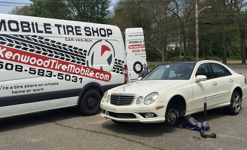 KENWOOD TIRE Mobile