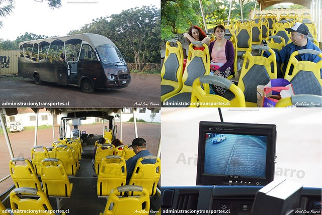 Bus Ara Moai (Turismo) | Collage | Inrecar Géminis - Chevrolet / HJRY62