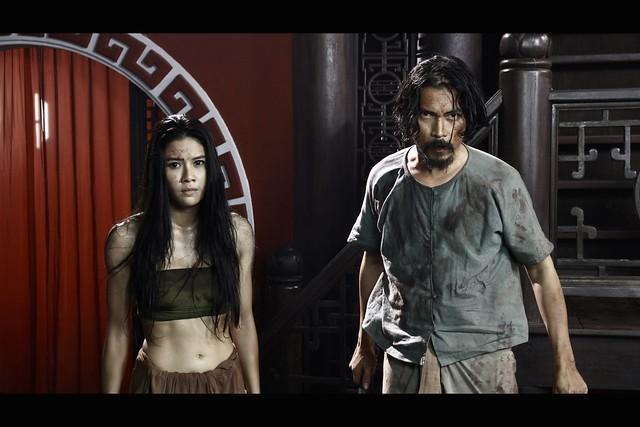 The Black Death Thai Movie