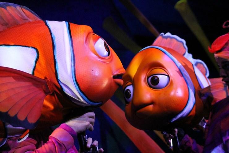 Finding Nemo the Musical Animal Kingdom Oct 2016 2