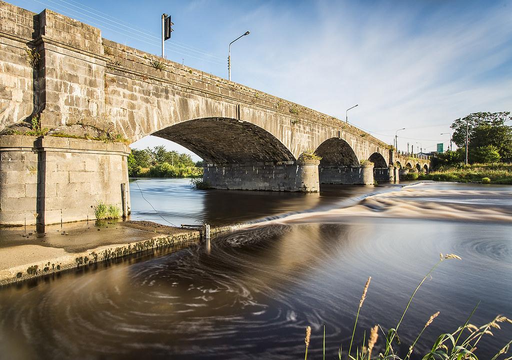 Mallow Bridge The Bridge Over The River Blackwater At