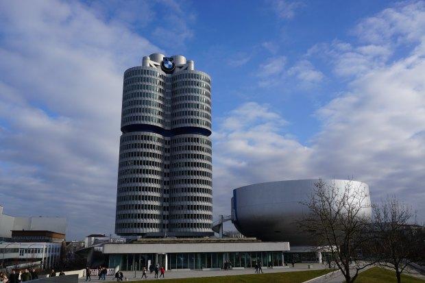 Munich - BMW Headquarters & Museum