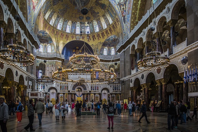 Y1A2182 Kronstadt Russia églises et cathédrales de Saint-Pétersbourg