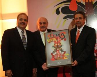 Presentan oficialmente edición 2015 de la FENAPO