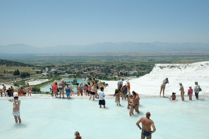 Pamukkale 6 - Travertine 2