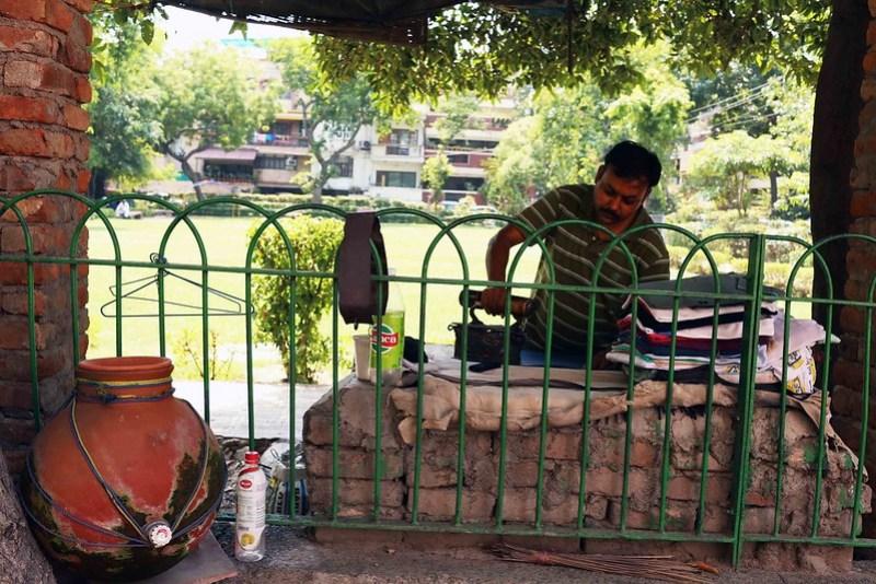 City Landmark - Radhey Shyam's Ironing Service, Nizamuddin East