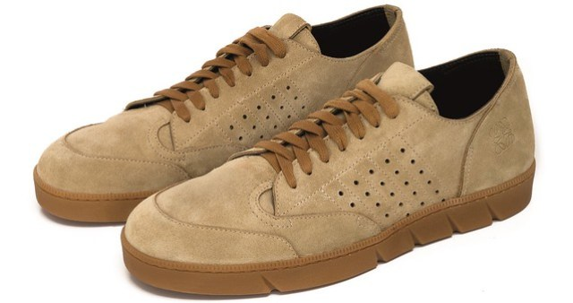Oro suede sneakers