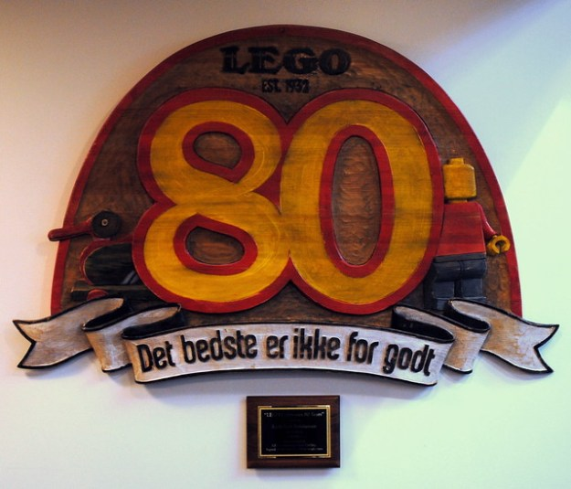 LEGO Enfield Wall Art