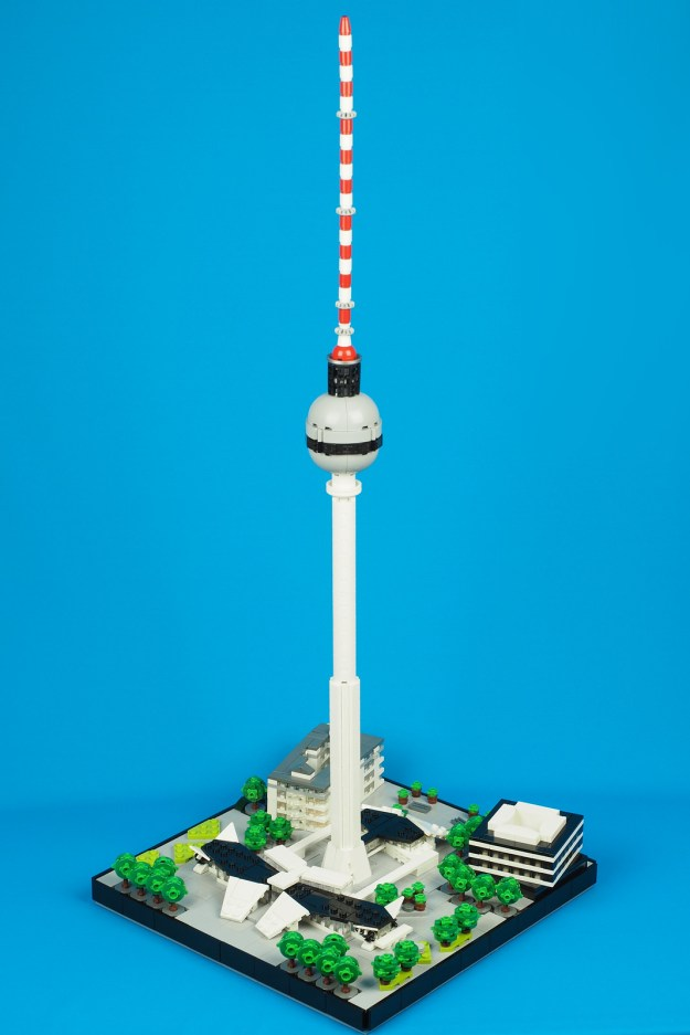 Berlin TV tower 1/650