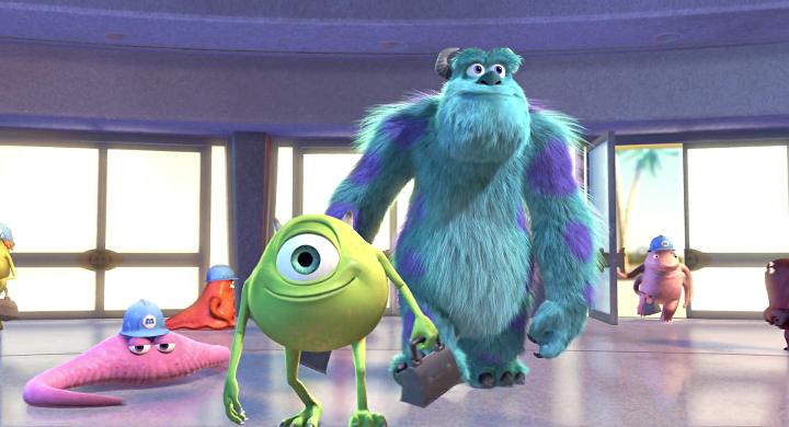 pixar monsterit oy