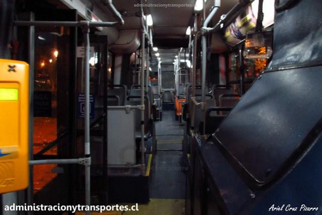 Transantiago 206 | Subus | Caio Mondego LA - Volvo / WA9722