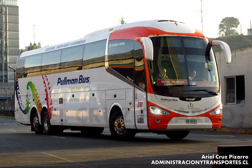 Pullman Bus - Puerto Montt - Irizar I6 / Scania (GXVS11)