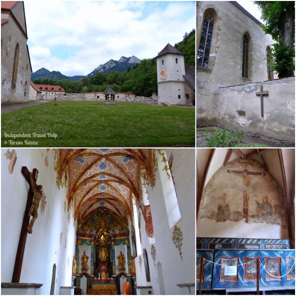 Červený Kláštor Monastery