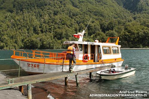 Petrohué - Lago Todos los Santos - Wayra 2