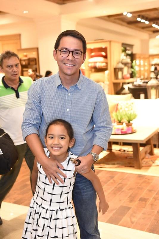 Tonichi and Anju Bautista