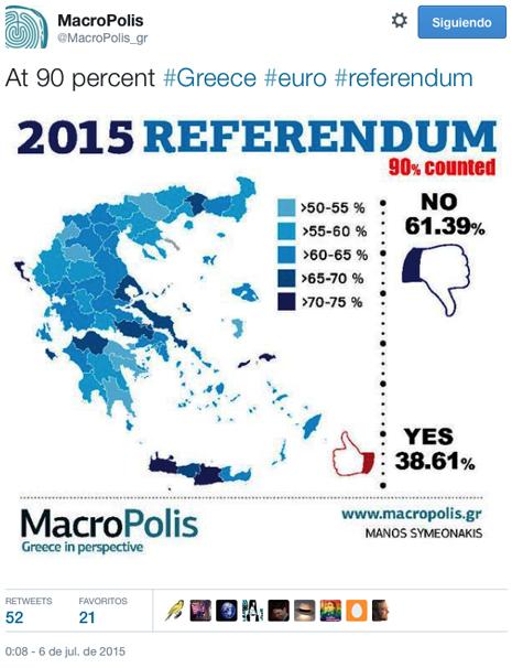 15g06 Macropolis Referéndum griego