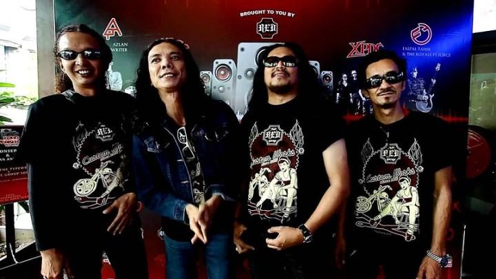 Dokumentari ROCK KAPAK Papar Evolusi Muzik Rock Tempatan